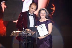 SAM nagrada 2018 za objavu na web sajtu